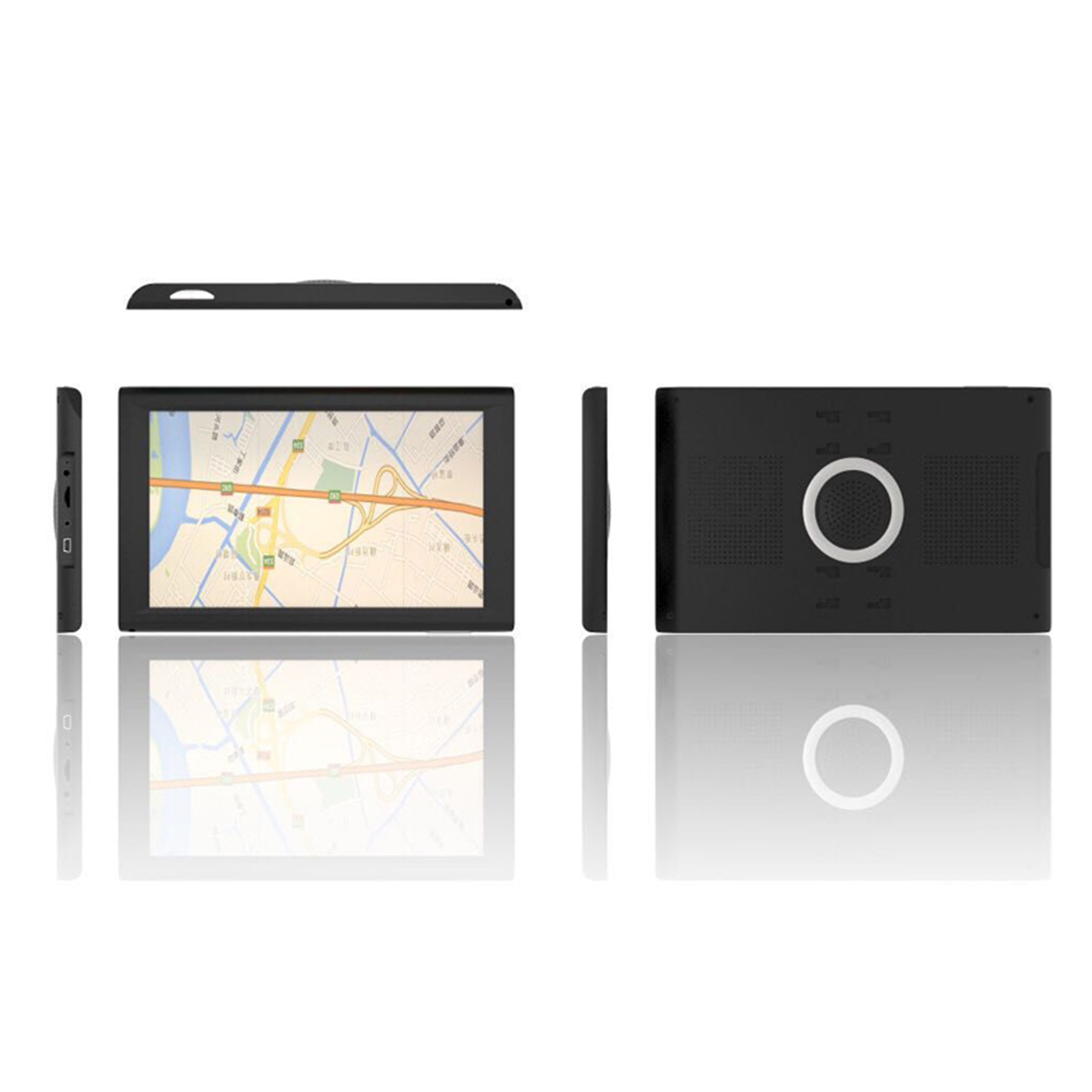 Gps 9 Nawigacja Igo Primo Mapy Europy 8gb Go Media